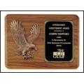 American walnut w/eagle casting